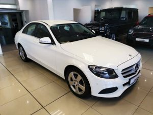 Pre-owned Mercedes-Benz C Class for sale in Namibia