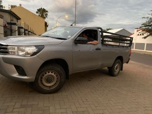 Pre-owned  Toyota Hilux GD-6 S 2.4  for sale in Namibia