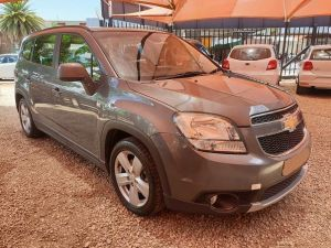 Pre-owned Chevrolet Orlando for sale in Namibia