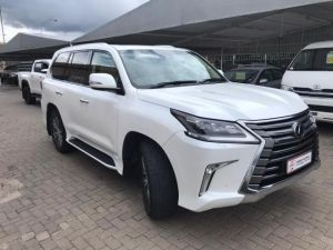 Pre-owned Lexus LX for sale in Namibia