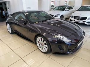 Pre-owned Jaguar F-Type for sale in Namibia