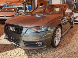 Pre-owned Audi A4 for sale in Namibia