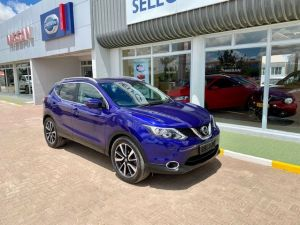 Pre-owned Nissan Qashqai for sale in Namibia