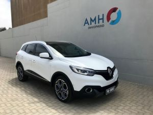 Pre-owned Renault Kadjar for sale in Namibia