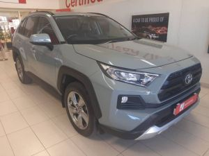Pre-owned Toyota Rav4 for sale in Namibia