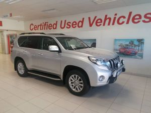 Pre-owned Toyota Prado for sale in Namibia
