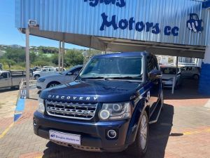 Pre-owned Land Rover Discovery 4 for sale in Namibia