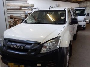 Isuzu KB Series