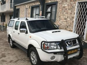 Pre-owned Nissan Hardbody HP300 for sale in Namibia