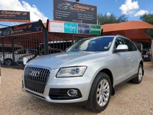 Pre-owned Audi Q5 for sale in Namibia