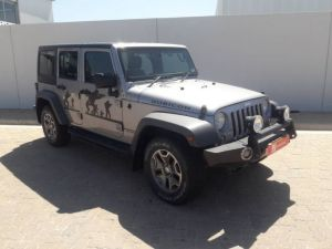 Pre-owned Jeep Wrangler Sahara for sale in Namibia