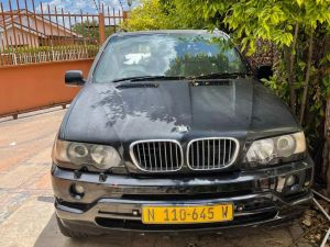 Pre-owned BMW X5 for sale in Namibia