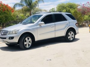 Pre-owned Mercedes-Benz M Class for sale in Namibia