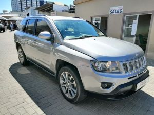 Pre-owned Jeep Compass for sale in Namibia