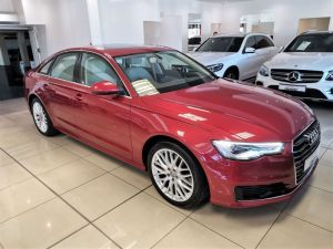 Pre-owned Audi A6 for sale in Namibia